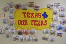 Texas History in the Middle Grades (4th to 8th grade) / Resources for teaching Texas history to intermediate and middle school students including geography, economics, history, people, places, citizenship, government, and events.