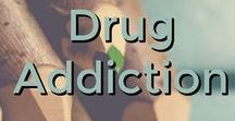 Addiction / Addiction is a chronic, relapsing brain disease that is causes compulsive drug seeking and use. Drug addiction treatment and rehab isn't easy. However, there is a solution. If you or a family member is suffering with a substance abuse problem, this disease of addiction is treatable. Some common drugs of abuse are opioids, methamphetamine, heroin, cocaine and prescription opiates. #addiction cripples the whole family.