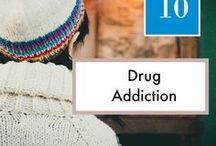 Substance Abuse / This is a wide category that cover Drugs. If the drug leads to Drug Addiction or Drug Abuse then it qualifies. Street Drugs, Prescription Drugs and Legal Drugs can all cause Drug Problems. If taking a drug is causing problems in your life, you have a drug problem.