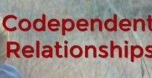 Codependency / Codependent behavior is learned by watching and imitating other family members who display this type of behavior. Enabling, Violence, Narcissism and Toxic  Codependent Relationships are also topics that are included.