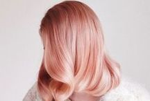 h a i r / inspiration for cuts, color and hairdo