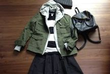 Fall Winter Outfits / 秋コーデ