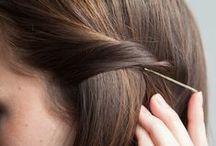 Basic Skills of Hairstyling /  基本的なヘアースタイル