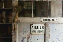 Atelier, boutique