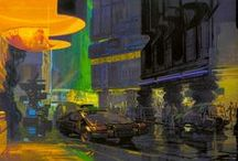 Syd Mead: Designer & Futurist / by Richard Molnar