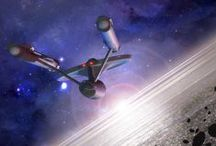STAR TREK: The Spacecraft / Franchise and fan made design / by Richard Molnar