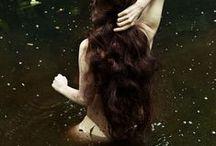 Mermaids / Uma das minhas paixões secretas: sereias