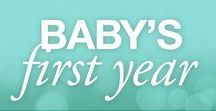 Baby's First Year / All the events and milestones that happen in the first year of life!