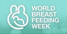 World Breastfeeding Week / All the information we have for World Breastfeeding Week.