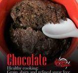 Dark Chocolate / Dark chocolate recipes