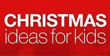 Christmas Ideas for Kids / Easy crafts and fun projects for Christmas.