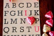 Be Mine Valentine / by Mandy Bush