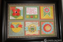 Stampin' Up! / by Amy Storrie, Independent Stampin' Up! Demonstrator