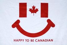 Canada eh? / by Andrea T