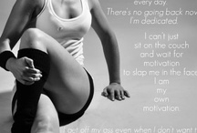 Fitness / by Stacie White