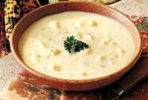 Soups & Stews / by Kat