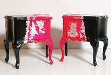 Arredamento fatto a mano - Handmade furniture su MissHobby
