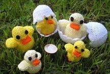 Creatività di Pasqua fatte a mano - Easter handmade creations