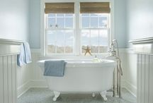 Cottage style bathrooms / by Andrea T