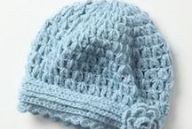KNIT & CROCHET / Patterns and projects to knit and crochet. Some teaching videos. Some yarns to use. Some for beginners and some for the pros.