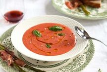 SOUPer! / Worries go down better with soup :) ~ Jewish Proverb / by Chompoo