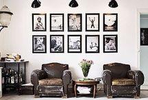 Walls   Väggar   Seinät / Ideas for your walls.
