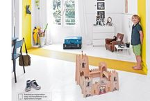 Kids room | Barnrum | Lasten huone / For the kids!