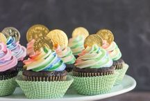 Cupcakelosophy / What makes life so sweet? Someone to love and cupcakes to eat :) ~ Marie Williams Johnstone / by Chompoo