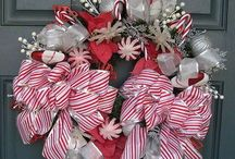 FOR THE FRONT DOOR / Wreaths, wreaths and more wreaths for every season and every holiday.