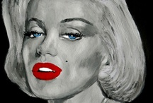 Marylin Monroe Inspired By MissHobby