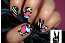 Nail art to try / by Heather Smith