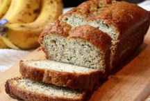 Breads, Loaves, & Muffins! / by Andrea T