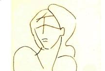 Mis dibujos: mujeres / by Amparo Ramis