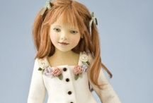 OH YOU BEAUTIFUL DOLL / Gorgeous dolls. Handmade dolls. Some not so beautiful, but lots of detailed work involved. Expensive dolls.