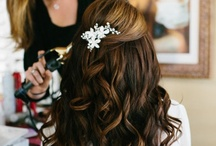 Wedding/Bridesmaid Hair / by Stacy Suhay