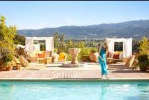 Resort Wear - Napa Valley