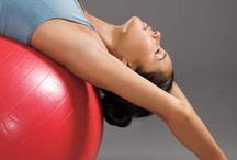 Exercise Ball  / by Emily