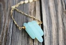 Jewelry Ideas and DIY's