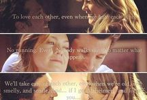 Geek Level: Grey's Anatomy / All things Grey's! / by Emily Mitchell