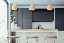 For the Home: Kitchens / by Gale Bohman