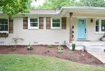 Curb Appeal / by Emily