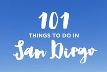 """San Diego / With over 70 miles of beaches and its close proximity to Anza-Borrego Desert State Park, the San Bernardino mountains and Mexico, it is no wonder that San Diego's nickname is """"America's Finest City"""". In San Diego, it's true that you can surf in the morning and ski in the afternoon. If you like sunshine, beaches, mountains, and a small-town atmosphere within a growing metropolis, San Diego may be the place for you!"""