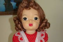 DOLLS: TERRI LEE / I have my original Terri Lee. I bought it with all my Christmas and birthday money when I was 5 years old. I now have 18 of these old dolls. Very stylish in their day.