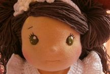 DOLLS: WALDORF / A doll I like and will make one day.