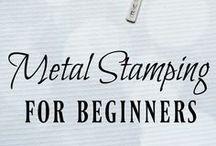 Metal Stamping DIY/ Ideas