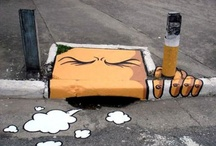 Street Art / by Xan