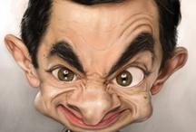 Celebrities Caricatures