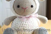 Crochet / by Tessa Presa