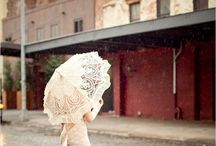 Vintage wedding / Vintage wedding ideas, vintage, vintage wedding, vintage dress, vintage decorations, vintage accessories, vintage jewelry, vintage earrings, lace, umbrella, gloves, lace dress, old dress, white and black photography, 80's, 70's, 60's, 50's / by Renata Poccia