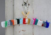 Crocheting / by Rebecca Hribal